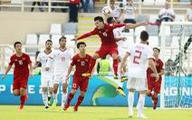 Tuyển Việt Nam - Iran 0-2: Hành trình đi tiếp thêm cam go