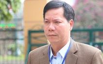 Nguyên giám đốc Trương Quý Dương: Không ai báo cáo là 'sự cố chạy thận'