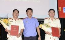 Viện Kiểm sát nhân dân Cấp cao tại TP.HCM có 2 phó viện trưởng mới