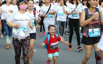 Giải marathon TP.HCM: Ngày hội của những người đam mê chạy bộ