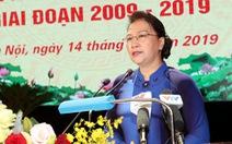 Chủ tịch Quốc hội: 'Phên giậu' vững thì đất nước mới ổn định phát triển