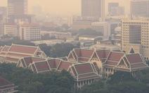 Không khí ở Bangkok ô nhiễm nặng
