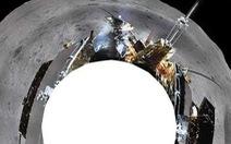 Có gì ở 'vùng tối' Mặt trăng?
