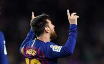 Messi trở thành 'ông 400' ở La Liga