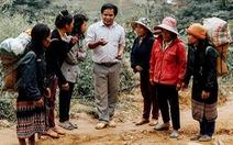 Thầy giáo hiến đất xây làng, trồng cây làm kinh tế