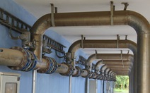 Sau 'khát nước' Đà Nẵng chi 24 tỷ làm đường ống đề phòng nhiễm mặn