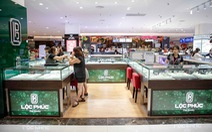 Lộc Phúc Fine Jewelry khai trương cửa hàng tại TTTM Sense City