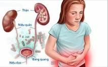 Chăm sóc trẻ bị nhiễm khuẩn tiết niệu