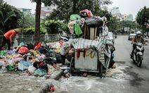 Vụ dân chặn xe chở rác ở Hà Nội:Tái định cư cho dân trong quý 2-2019