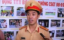 Trung tá Huỳnh Trung Phong: Có nhóm cảnh giới đưa xe tải vào đường cấm ở TP.HCM