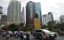Tu sửa hai tượng đài quen thuộc với người Sài Gòn: Thánh Gióng, Trần Hưng Đạo
