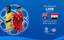 Bảng B Asian Cup 2019: kết thúc có lợi cho Việt Nam