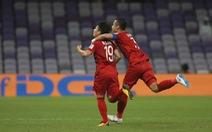 Việt Nam - Yemen (hiệp 1) 1-0: Quang Hải sút phạt đẹp mắt ghi bàn