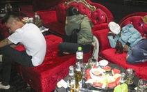 Nhiều thanh niên sử dụng ma túy ở quán bar Diamond tại Vĩnh Long