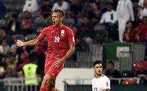 Thắng Philippines 3-1, Kyrgyzstan gây áp lực lên Việt Nam