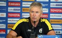 HLV Jan Kocian: 'Tuyển VN không có nhiều cơ hội ghi bàn'