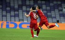 Tiền vệ Quang Hải: 'Bàn thắng mở tỉ số đã giải tỏa áp lực cho toàn đội'