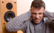 Giảm thính lực do ồn