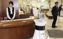 Robot 'công chức' giúp dân làm giấy tờ