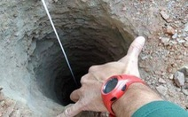 Cứu hộ phải đào hầm giải cứu bé 2 tuổi rơi xuống giếng sâu hơn 100m