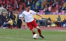 Phó thủ tướng Vũ Đức Đam ghi 2 bàn vào lưới đội Nghị sĩ Hàn Quốc