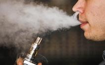 Tại sao thuốc lá điện tử nguy hiểm với giới trẻ?