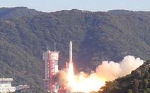 Vệ tinh MicroDragon tách khỏi tên lửa đẩy, bay vào quỹ đạo