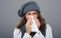 Coi chừng nhầm lẫn cảm cúm với cảm lạnh