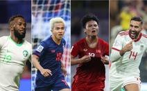 Bàn thắng của Quang Hải được AFC đề cử tranh giải