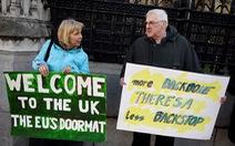 Chính trường Anh kẹt cứng vì Brexit