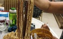 Nhân viên trộm 230 lượng vàng đã tự nộp thêm 200 lượng