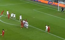 Quang Hải lọt vào top 3 bàn thắng đẹp nhất vòng bảng Asian Cup