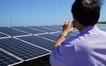 Động thổ nhà máy điện mặt trời 3.500 tỉ tại Trà Vinh