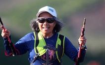 Trần Duy Quang vô địch cự ly 70km tại Vietnam Trail Marathon 2019
