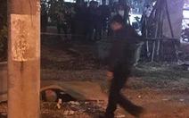 Nghi án một người bị đánh chết do tranh giành chỗ trông xe