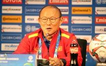 HLV Park Hang Seo: 'Jordan đã mạnh hơn nhiều'