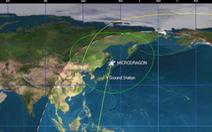 Vệ tinh MicroDragon đã liên lạc trạm mặt đất thành công