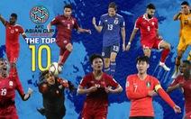 Quang Hải và Son Heung Min trong tốp 10 'Cầu thủ xuất sắc nhất vòng bảng'