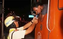 Chủ xe ủng hộ xử lý tài xế dùng rượu bia và ma túy