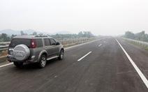Không nhượng quyền thu phí cao tốc Cầu Giẽ - Ninh Bình cho công ty Yên Khánh