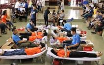Ngày cuối năm, EVN SPC gom được 1.760 đơn vị máu