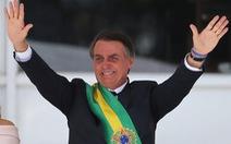 Tân tổng thống Jair Bolsonaro của Brazil 'sẽ nới lỏng việc sở hữu súng'