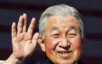 Nhật hoàng Akihito xuất hiện lần cuối trước công chúng
