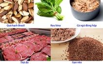 Những thực phẩm tốt có thể gây độc nếu ăn quá nhiều