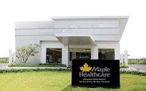 Maple Healthcare - điều trị hiệu quả bệnh cột sống