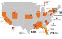Phỏng vấn học bổng 14 trường đại học top 200 tại Mỹ