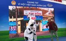 Từ 2-1 học sinh Hà Nội uống sữa hàng ngày để cải thiện chiều cao