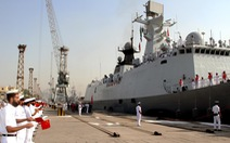 Trung Quốc đóng tàu chiến khủng bán cho Pakistan