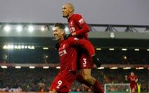 Liverpool và M.U chật vật giành 3 điểm