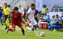 Jordan - Việt Nam (hiệp 1) 0-0: Văn Lâm cứu thua